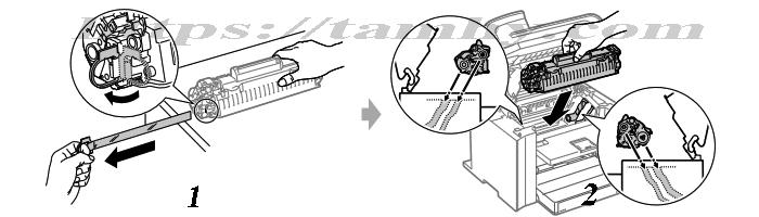 Hướng dẫn Cách thay thế Mực in Canon 328 Tương Thích