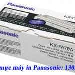 Nạp mực máy in Panasonic quận 10