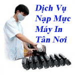 Nạp mực máy in Brother quận 12