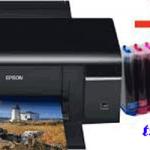 Lắp đặt hệ thống in phun liên tục Epson