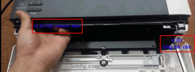 hướng dẫn reset máy in xerox p225