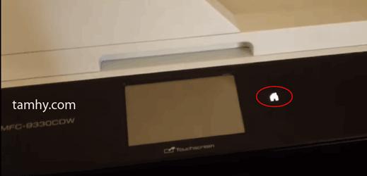 hướng dẫn reset máy in brother mfc 9140cdw