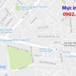 Nạp mực máy in tại đường Lê Trọng Tấn Tân Phú