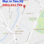Nạp mực máy in tại đường Tân Sơn Tân Bình nhanh chóng!