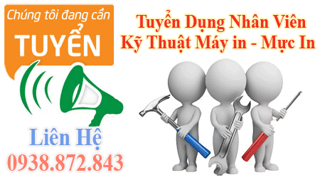 Nạp mực máy in