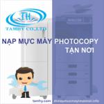 Thay Mực Máy Photocopy tận nơi tại Tân Phú