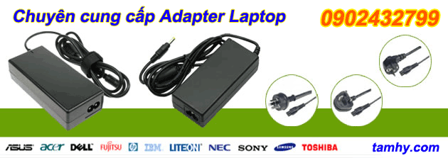 Cung cấp Adapter laptop Acer giá rẻ