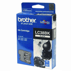 hộp mực in brother LC-38BK (Black)