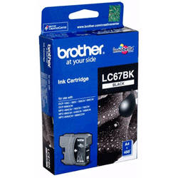 Mực in Brother LC-67BK (Black)